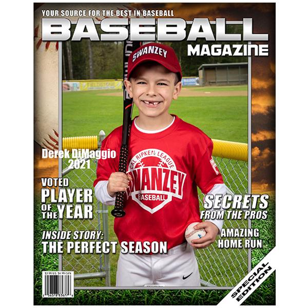 magazine cover new england studio