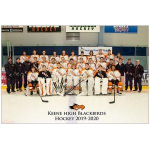 8x12 team photo by New England Studio