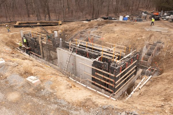 construction photography milford ma by New England Studio