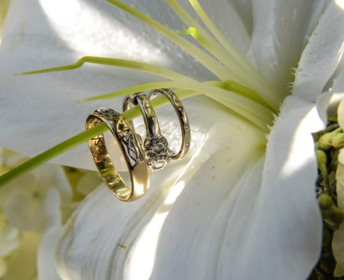 Wedding Photography & Videography Rings