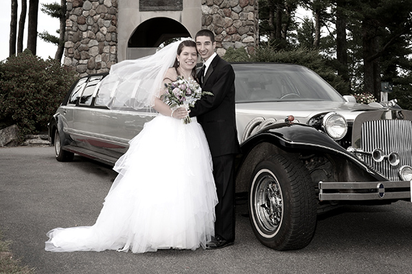 Wedding Photography & Videography NH MA Cathedral of the Pines
